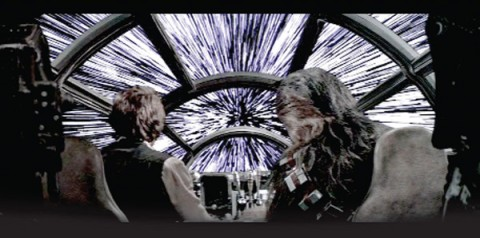 star wars warp speed
